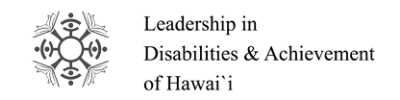Leadership in Disabilities and Achievement of Hawaii